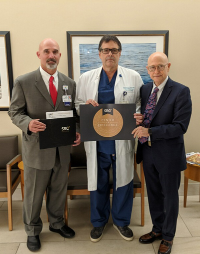 Dr. Galliano Director Colorectal center of Excellence